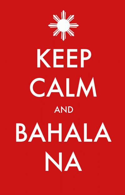 Bahala Na.