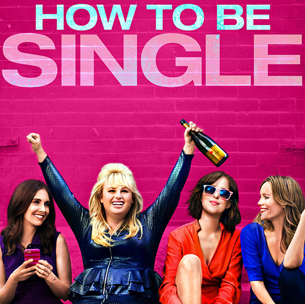 "My Thoughts On The Movie ""How To Be Single"""